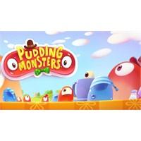 Mobil Oyunda Yeni Gözde: Pudding Monsters