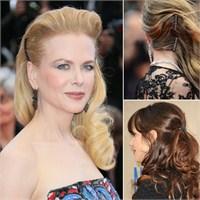 Çıtçıtlı Toka İle Yapabileceğiniz Saç Modelleri
