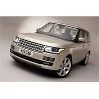 2013 Range Rover İstanbul'da
