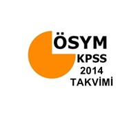 2014 Kpss Sınav Takvimi Belli Oldu