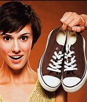 Düz Ayakkabı Omuriliğinize Zarar Vermesin