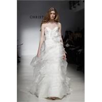 Christos 2012 İlkbahar- Yaz Gelinlik Modelleri