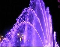 Antalya Cumhuriyet Meydanı Su Dansı Gösterisi-4 İz