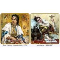 Belçikalı Ressamların Biyografi Ve Tabloları