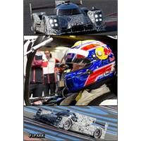 Mark Webber, Porsche Lmp1 Kokpitine Oturdu