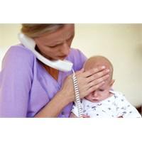 Bebeğinizin Hasta Olduğunu Nasıl Anlarsınız?