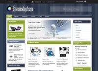 Chromatophore Joomla Templates
