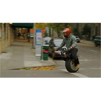 Tek Tekerlekli Scootler Ryno