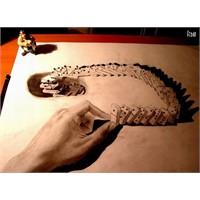 Yaratıcı 3d Çizimler(Top 10)