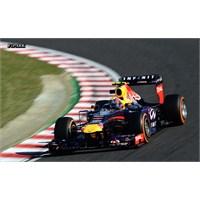 2013 Japonya Gp'inde Pole Pozisyonu Mark Webber'in
