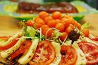 Cevizli Mozerella Salatası