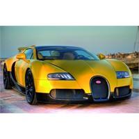 "Bugatti Veyron 16.4 Grand Sport ""Bumblebee"""