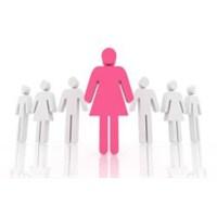 Türkiye'de Cinsiyete Göre İş Gücüne Katılma Oranı