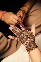 Hint Kınası İle Geçici Dövme(tattoo) Yapımı