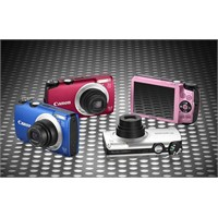 Canon Powershot A3300 İs...