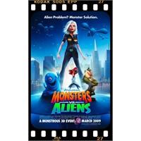 Monsters Vs. Aliens: İzle Vs. Unut