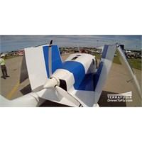 Uçan Araba Terrafugia İlk Kamu Uçuşunu Yaptı