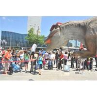 Ankara'da Güvenpark'taki Dinozorlar Kayboldu