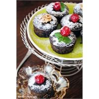 Kara (Siyah) Fasulyeli Muffin