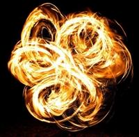 Ateşle Gözleri Yakan Dans