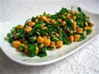 Diyet Yemekleri - Nohut Salatası
