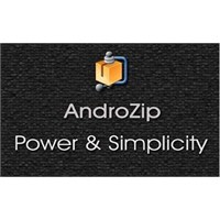 Android İçin Androzip File Manager
