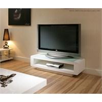 Beyaz Renkli Televizyon Sehpaları