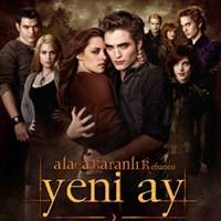 Alacakaranlık Efsanesi:yeni Ay (the Twilight Saga: