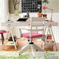 Şık Çocuk Odası Çalışma Masası Örnekleri