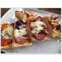 Ekmekler Değerleniyor Bayat Ekmek Pizzası Tarifi