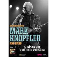 Mark Knopfler Konserinin Biletleri Satışta