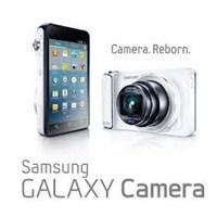 Samsung Galaxy Camera Şimdi Türkiye'de