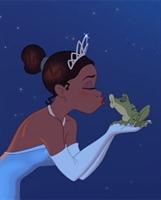 Bir Film-prenses Ve Kurbağa