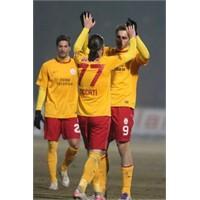 Gaziantepspor:1-2: Galatasaray