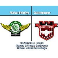 Akhisar Belediyespor – Gaziantepspor Maç Tahmini