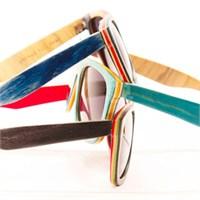 Kaykay Tahtasından Gözlükler!