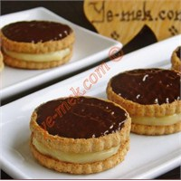 Bisküvili Mini Pastalar (Resimli Anlatım)