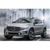 Mercedes- Benz'den Heyecan Verici Model