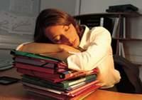 Yorgunluk Mu Çöküyor ?