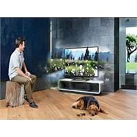 Toshiba'dan Dev Ekranlı Gözlüksüz 3d Tv