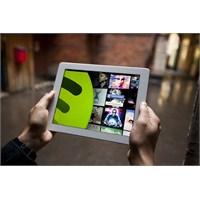 Müzik Servisi Spotify Artık Türkiye'de