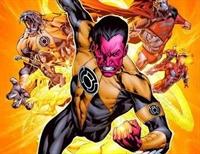 Sinestro Geliyor