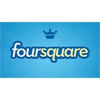 Foursquare' den İşletmelere Yönelik Uygulama