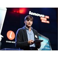 Lenovo Yoga Tasarım Mühendisi Ashton Kutcher