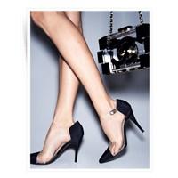 Şeffaf Ayakkabı Modası