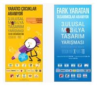 3. Ulusal Mobilya Tasarım Yarışması