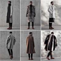 1001 Model Palto - Etxeberria 2013 Sonbahar / Kış
