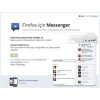Firefox İçin Facebook Messenger