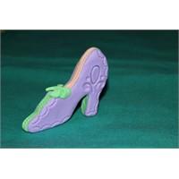 Üç Boyutlu Ayakkabı Kurabiyesi