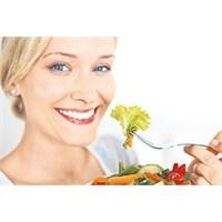 Günde İki Öğün Yemek Yiyin